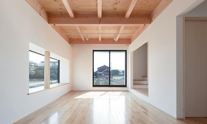 ローコスト住宅「田村の住宅」写真01